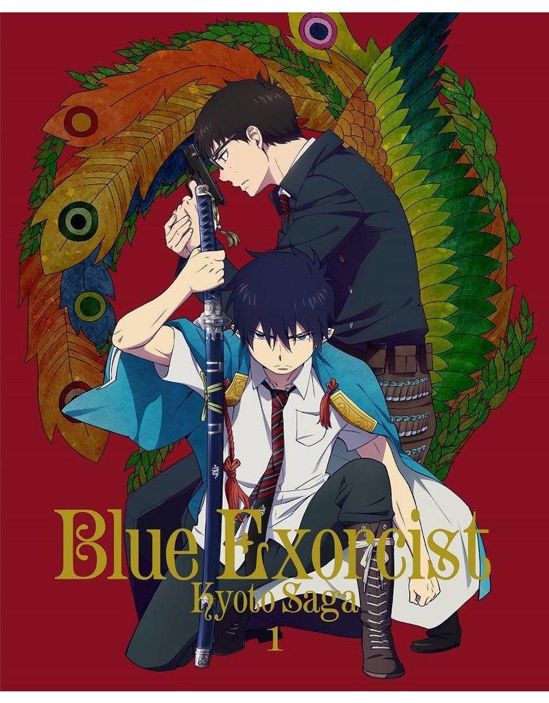 Aniplex of America Inc Blue Exorcist Kyoto Saga Vol. 1 DVD*