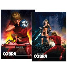 Nozomi Ent/Lucky Penny Space Adventure Cobra TV Series Boxset*