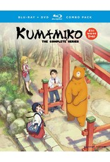 Funimation Entertainment Kumamiko Girl Meet Bear Blu-Ray/DVD*