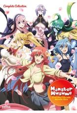Sentai Filmworks Monster Musume Everyday Life with Monster Girls DVD*