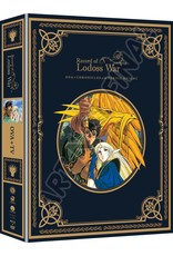 Funimation Entertainment Record of Lodoss War Complete Series TV + OVA*