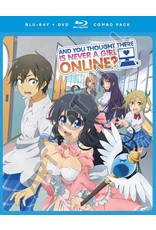Funimation Entertainment And You Thought There Isn't a Girl Online? Blu-Ray/DVD*