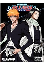 Viz Media Bleach Uncut Set 5 (Eps 92-109) DVD