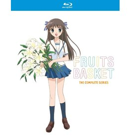 Funimation Entertainment Fruits Basket Complete Series Blu-Ray*