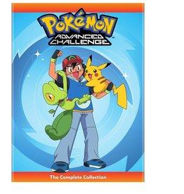 Viz Media Pokemon Advanced Challenge (Season 7) DVD