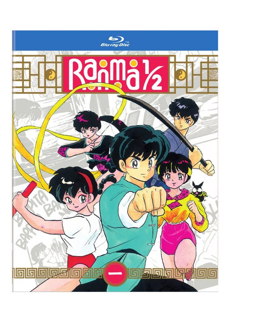Viz Media Ranma 1/2 Blu-Ray Set 1