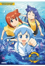 Sentai Filmworks Squid Girl Complete Collection DVD