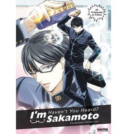Sentai Filmworks Haven't You Heard? I'm Sakamoto DVD*