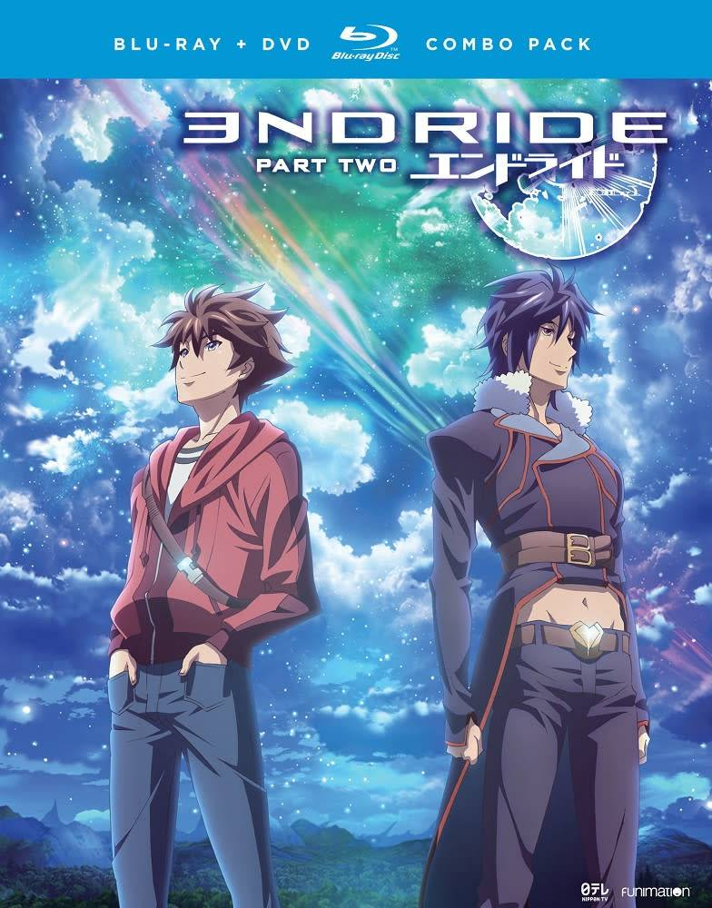 Funimation Entertainment Endride Part 2 Blu-Ray/DVD*