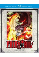 Funimation Entertainment Fairy Tail Collection 9 Blu-Ray/DVD