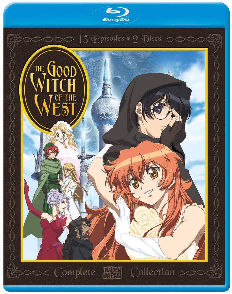 Sentai Filmworks Good Witch of the West, The Blu-Ray