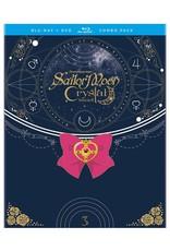 Viz Media Sailor Moon Crystal Set 3 Blu-Ray/DVD