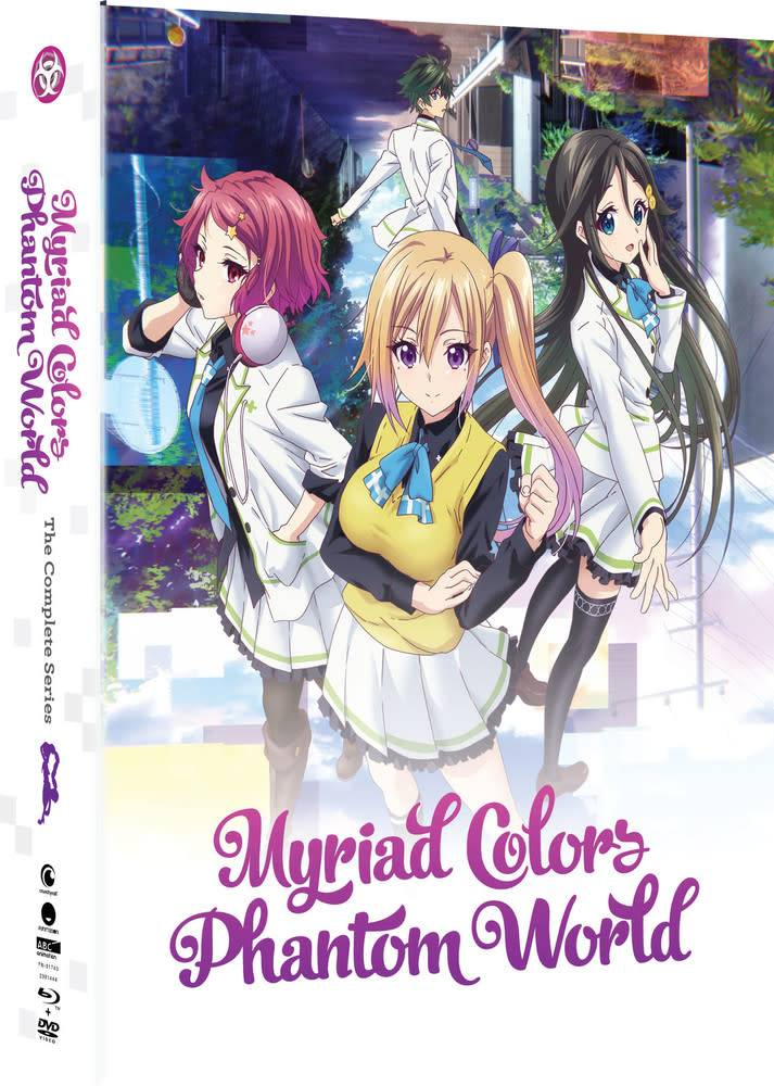 Funimation Entertainment Myriad Colors Phantom World LE*