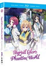 Funimation Entertainment Myriad Colors Phantom World Blu-Ray/DVD*