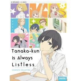 Sentai Filmworks Tanaka-Kun Is Always Listless DVD*