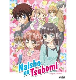 Sentai Filmworks Naisho no Tsubomi DVD