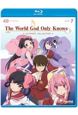 Sentai Filmworks World God Only Knows, The Ultimate Collection Blu-Ray