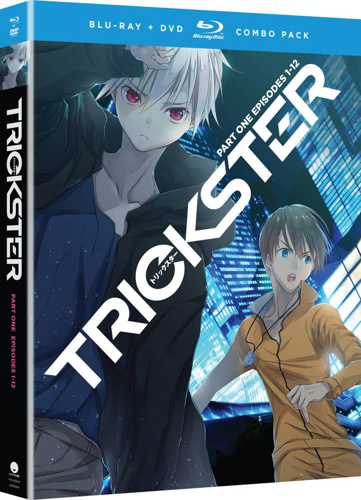 Funimation Entertainment Trickster Part 1 Blu-Ray/DVD*