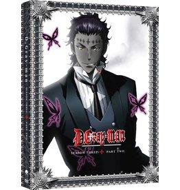 Funimation Entertainment D. Gray-Man Season 3 Part 2 DVD