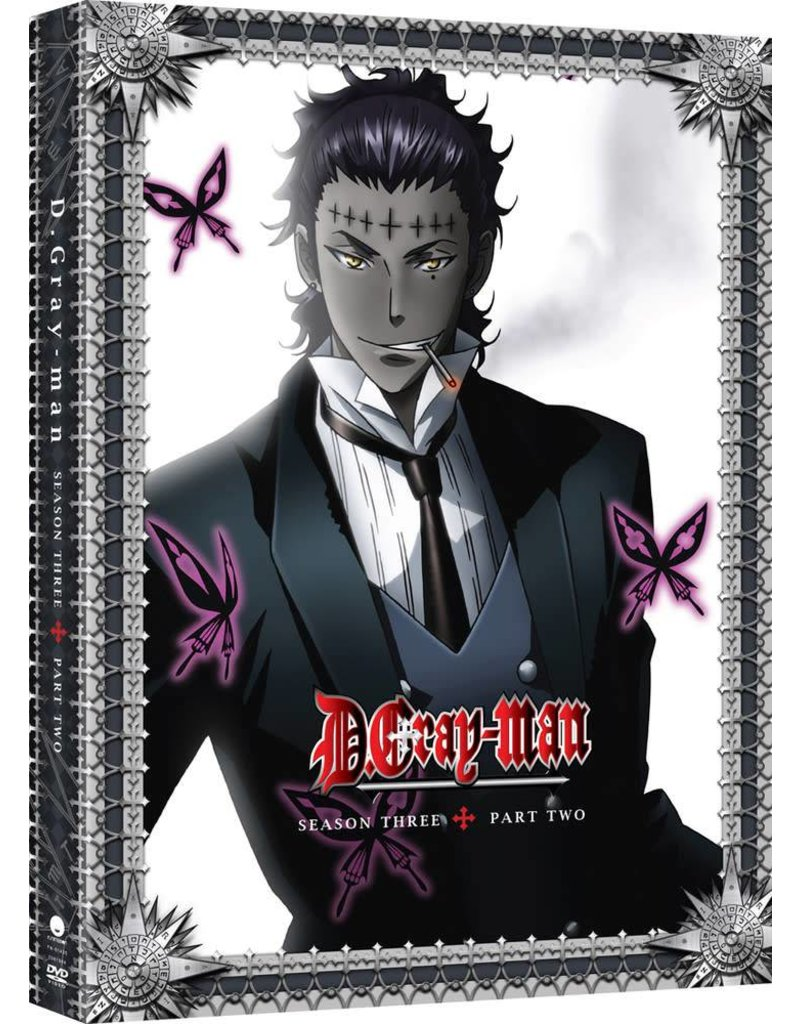 Funimation Entertainment D. Gray-Man Season 3 Part 2 DVD