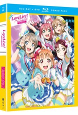 Funimation Entertainment Love Live! Sunshine!! Season 1 Blu-Ray/DVD*