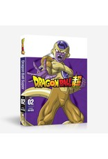 Funimation Entertainment Dragon Ball Super Part 2 DVD