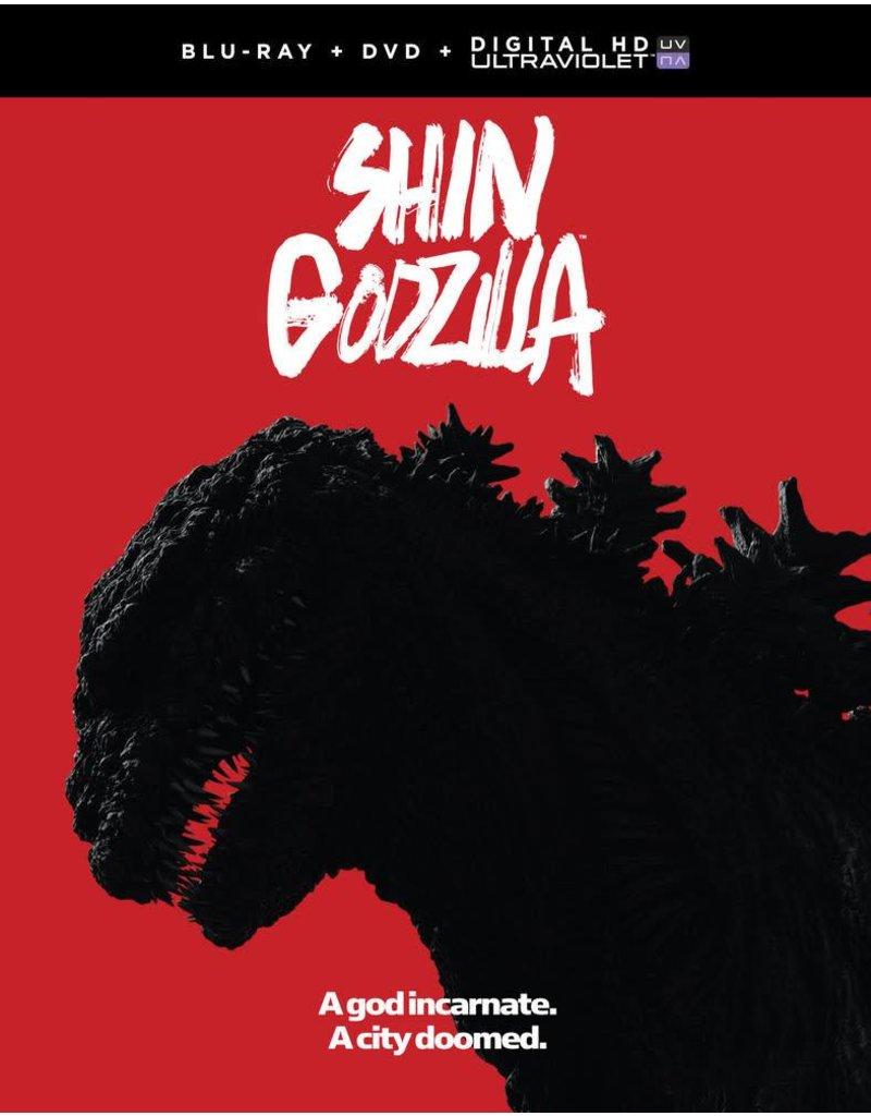 Funimation Entertainment Shin Godzilla Blu-Ray/DVD + UV*