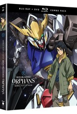 Funimation Entertainment Mobile Suit Gundam Iron-Blooded Orphans Season1 Part 1 Blu-Ray/DVD*