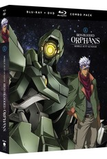 Funimation Entertainment Mobile Suit Gundam Iron-Blooded Orphans Season1 Part 2 Blu-Ray/DVD*