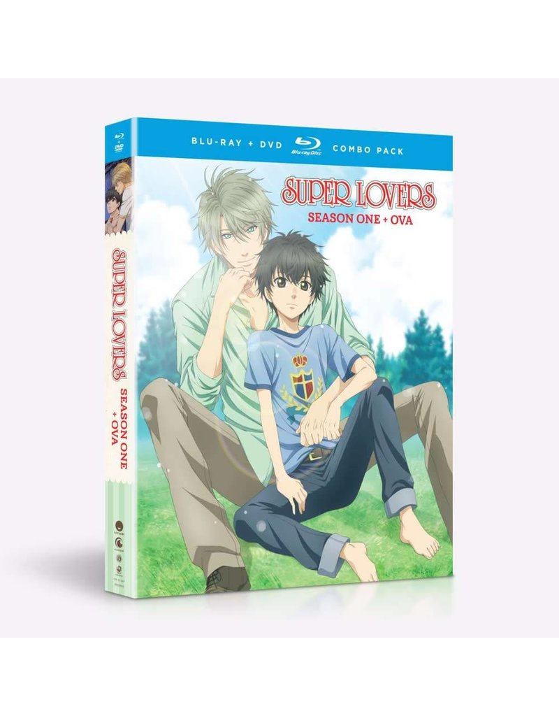 Funimation Entertainment Super Lovers Season 1 Blu-Ray/DVD*