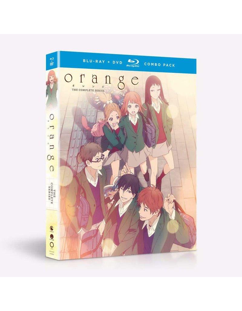 Funimation Entertainment Orange Blu-Ray/DVD*