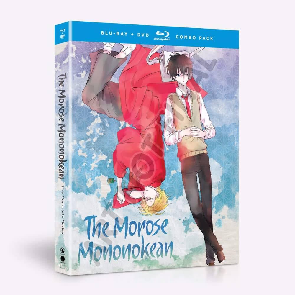 Funimation Entertainment Morose Mononokean, The Blu-Ray/DVD*