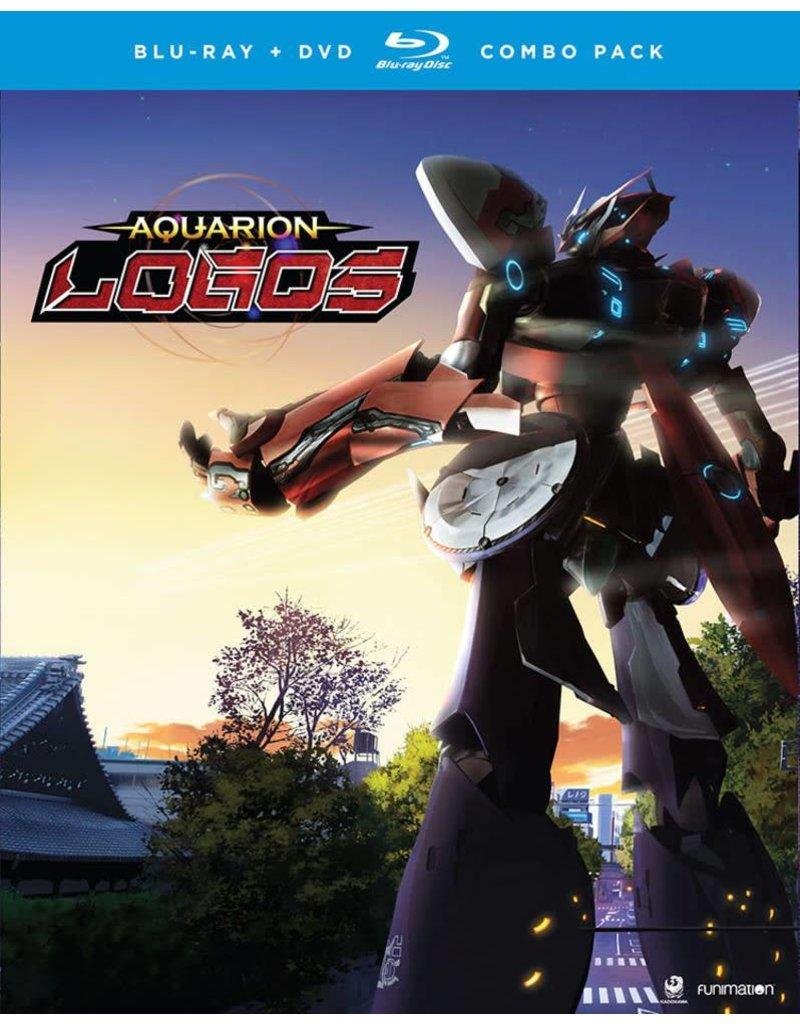 Funimation Entertainment Aquarion Logos (Season 3) Part 2 Blu-Ray/DVD*