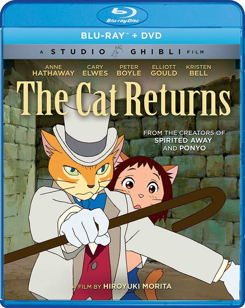 GKids/New Video Group/Eleven Arts Cat Returns,The Blu-Ray/DVD (GKids)