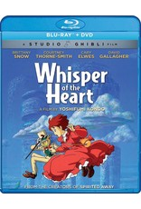 GKids/New Video Group/Eleven Arts Whisper of the Heart BD/DVD (GKids)