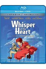 Studio Ghibli/GKids Whisper of the Heart BD/DVD (GKids)