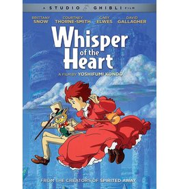 GKids/New Video Group/Eleven Arts Whisper of the Heart DVD (GKids)