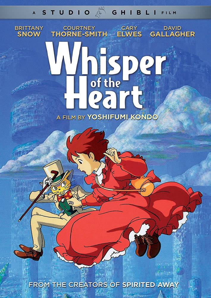Studio Ghibli/GKids Whisper of the Heart DVD (GKids)