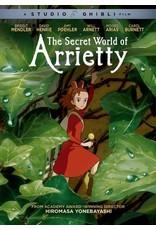 Studio Ghibli/GKids Secret World of Arrietty,The DVD (GKids)