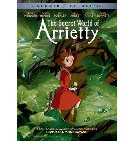 GKids/New Video Group/Eleven Arts Secret World of Arrietty,The DVD (GKids)