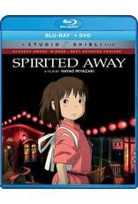 GKids/New Video Group/Eleven Arts Spirited Away Blu-Ray/DVD (GKids)