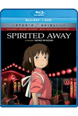 Studio Ghibli/GKids Spirited Away Blu-Ray/DVD (GKids)
