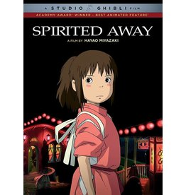GKids/New Video Group/Eleven Arts Spirited Away DVD (GKids)