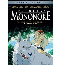 GKids/New Video Group/Eleven Arts Princess Mononoke DVD (GKids)