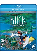 GKids/New Video Group/Eleven Arts Kiki's Delivery Service Blu-Ray/DVD (GKids)