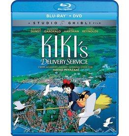Studio Ghibli/GKids Kiki's Delivery Service Blu-Ray/DVD (GKids)