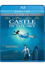 GKids/New Video Group/Eleven Arts Castle in the Sky BD/DVD (GKids)