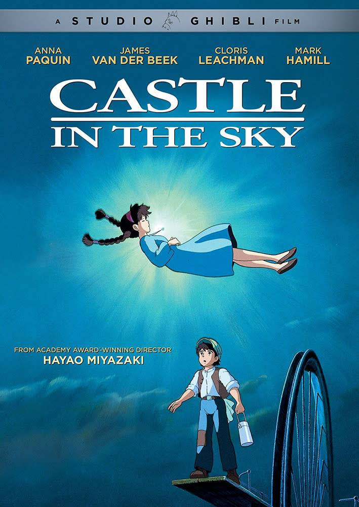 GKids/New Video Group/Eleven Arts Castle in the Sky DVD (GKids)