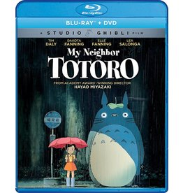 GKids/New Video Group/Eleven Arts My Neighbor Totoro Blu-ray/DVD