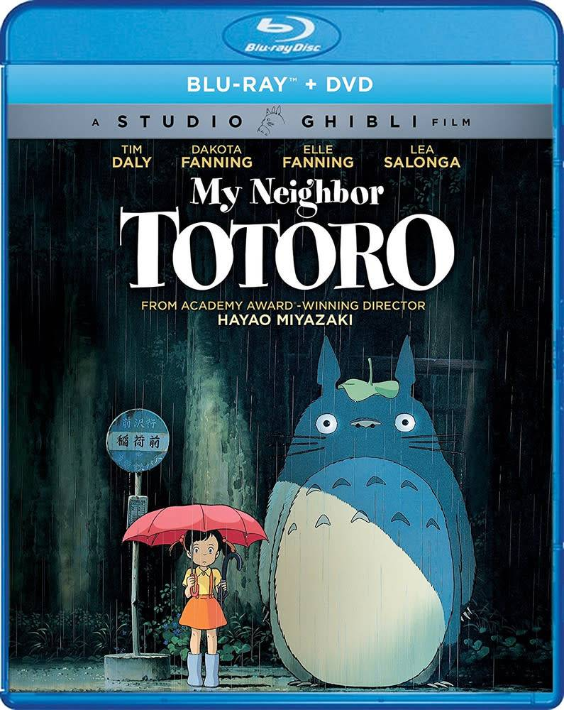 GKids/New Video Group/Eleven Arts My Neighbor Totoro BD/DVD (GKids)